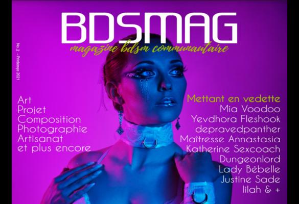 BDSMAG - Magazine BDSM Communautaire!