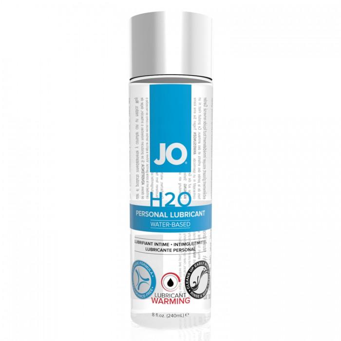 JO H2O WARMING 8OZ