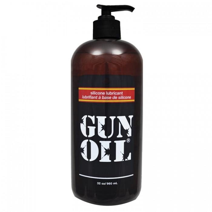 GUN OIL SILICONE LUBRIFIANT 32OZ
