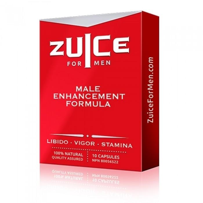 ZUICE for Men 10 Capsules