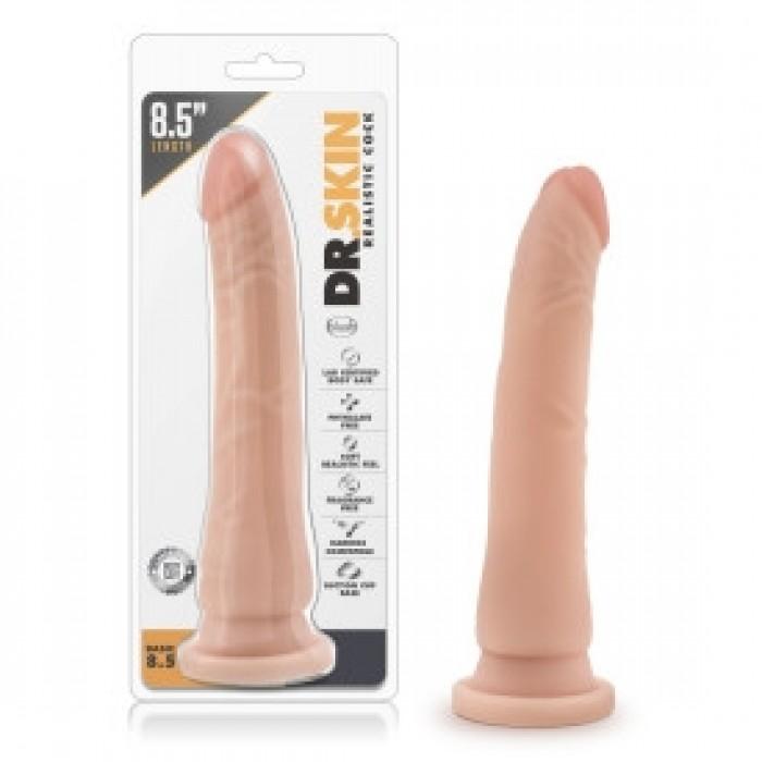 Blush - Dr. Skin - Realistic Cock - Basic 8.5 - Beige