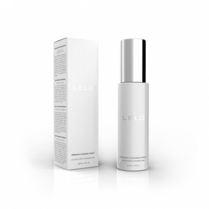 Lelo - Antibacterial (Toy) Cleaning Spray 2 fl.oz. White