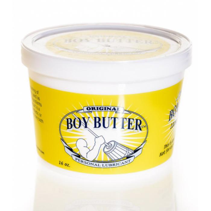 Boy Butter Original Formula 16 oz