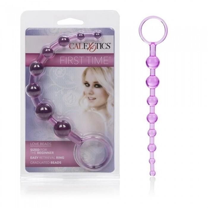 CalExotics - First Time Love Beads - Pink