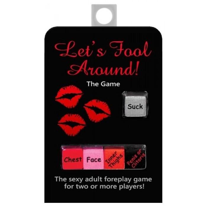 Kheper - Romance Games - Lets Fool Around