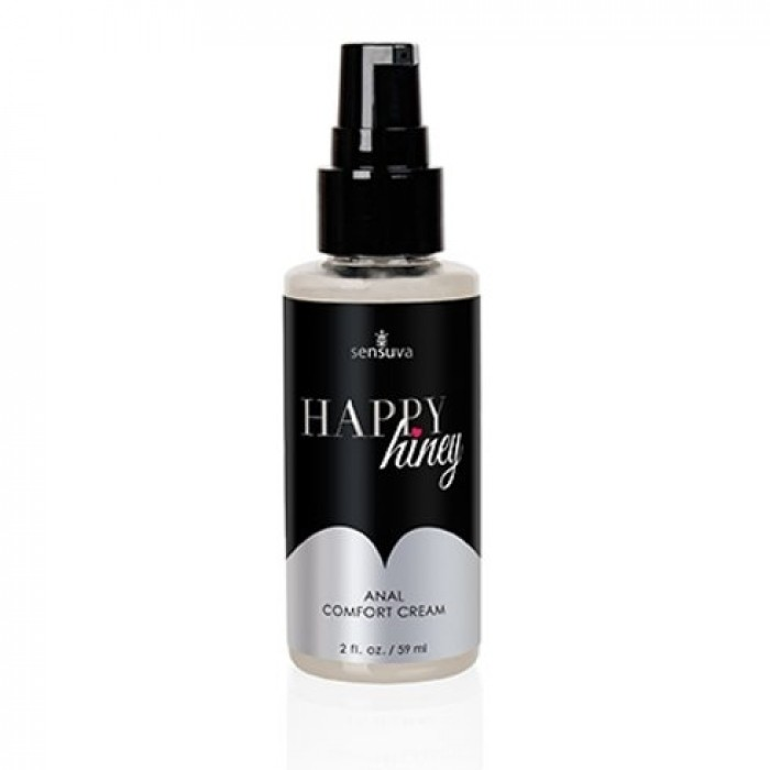 Sensuva - Happy Hiney Comfort Cream 2oz Bottle
