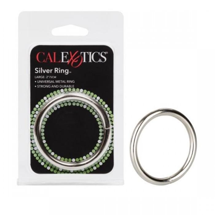 CalExotics - Silver Ring Large