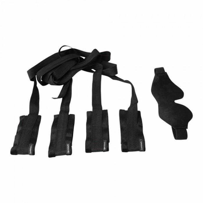 Sportsheets - Beginners Bondage Fantasy Kit (SS350-01)