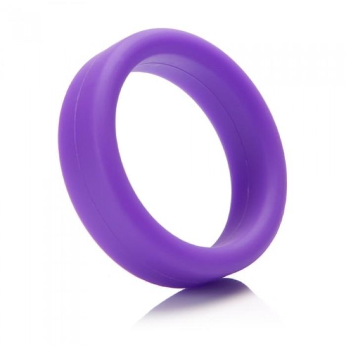 Tantus - Super Soft C-Ring - Purple