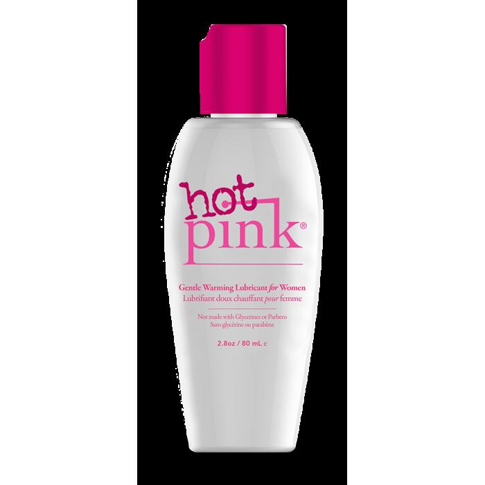 Hot Pink 2.8 oz Flip-top Bottle