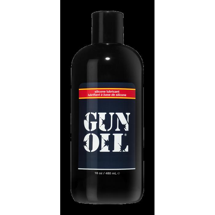 Gun Oil 16oz Silicone