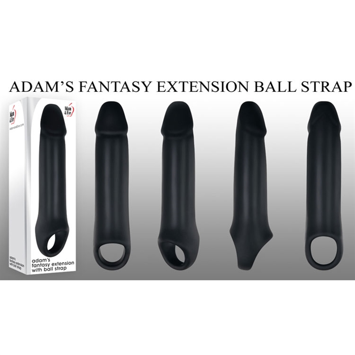 ADAM'S FANTASY EXTENTION WITH BALL STRAP