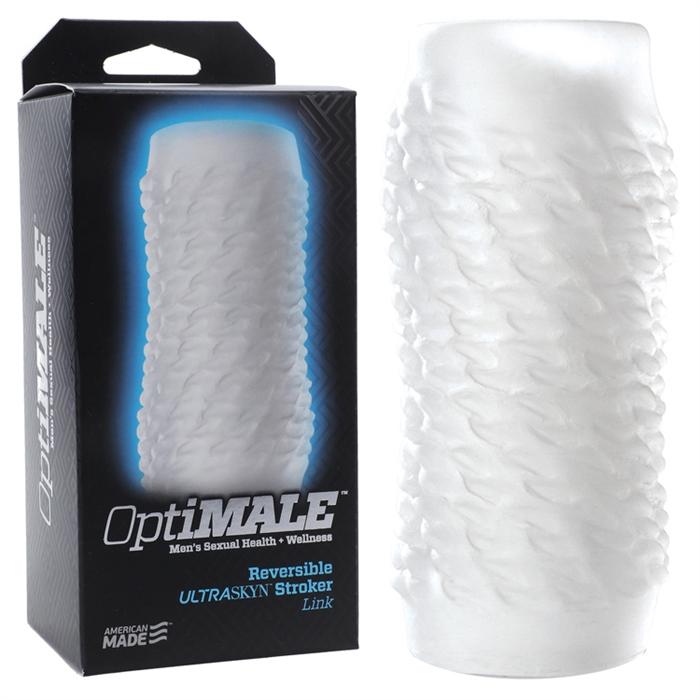 OptiMALE - Reversible ULTRASKYN Stroker - Link