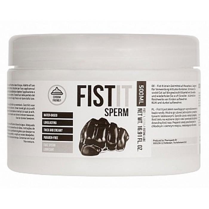Fist It - Sperm