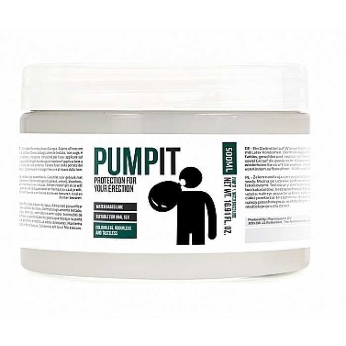 Pump it - Protection For Your Erection