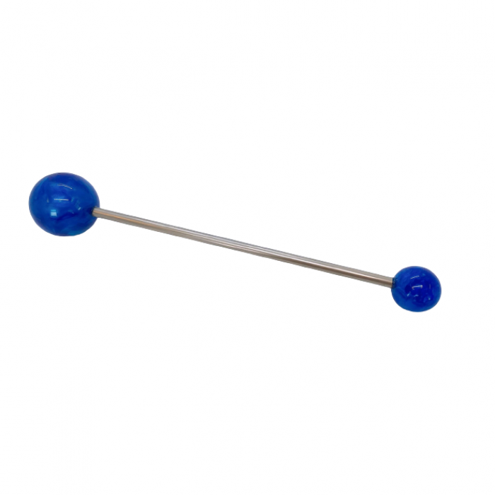 Lollipop Double point G - Bleu - Small/Medium
