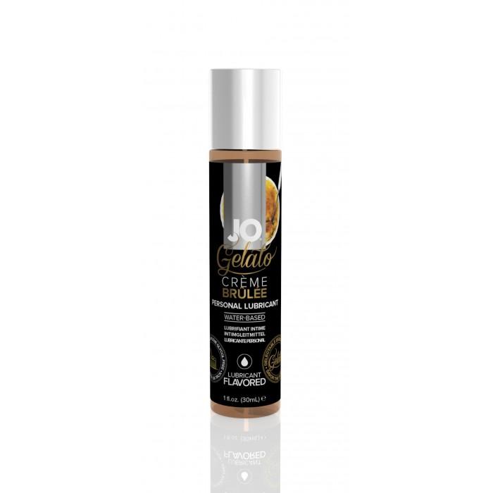 Lubrifiant JO Gelato Creme Brulee 1 Fl Oz/30 ML