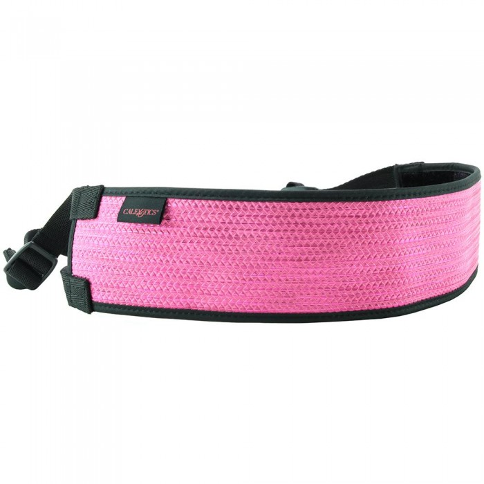 Tickle Me Pink BJ Support Strap - Doggie Style