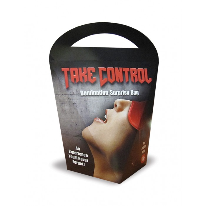 Take Control - Domination Surprise Bag